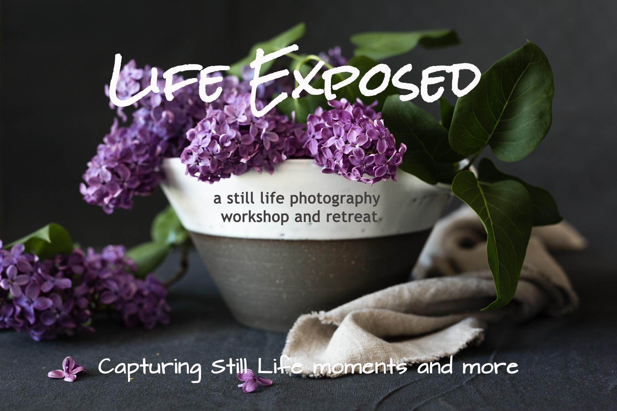 LifeExposedLogo