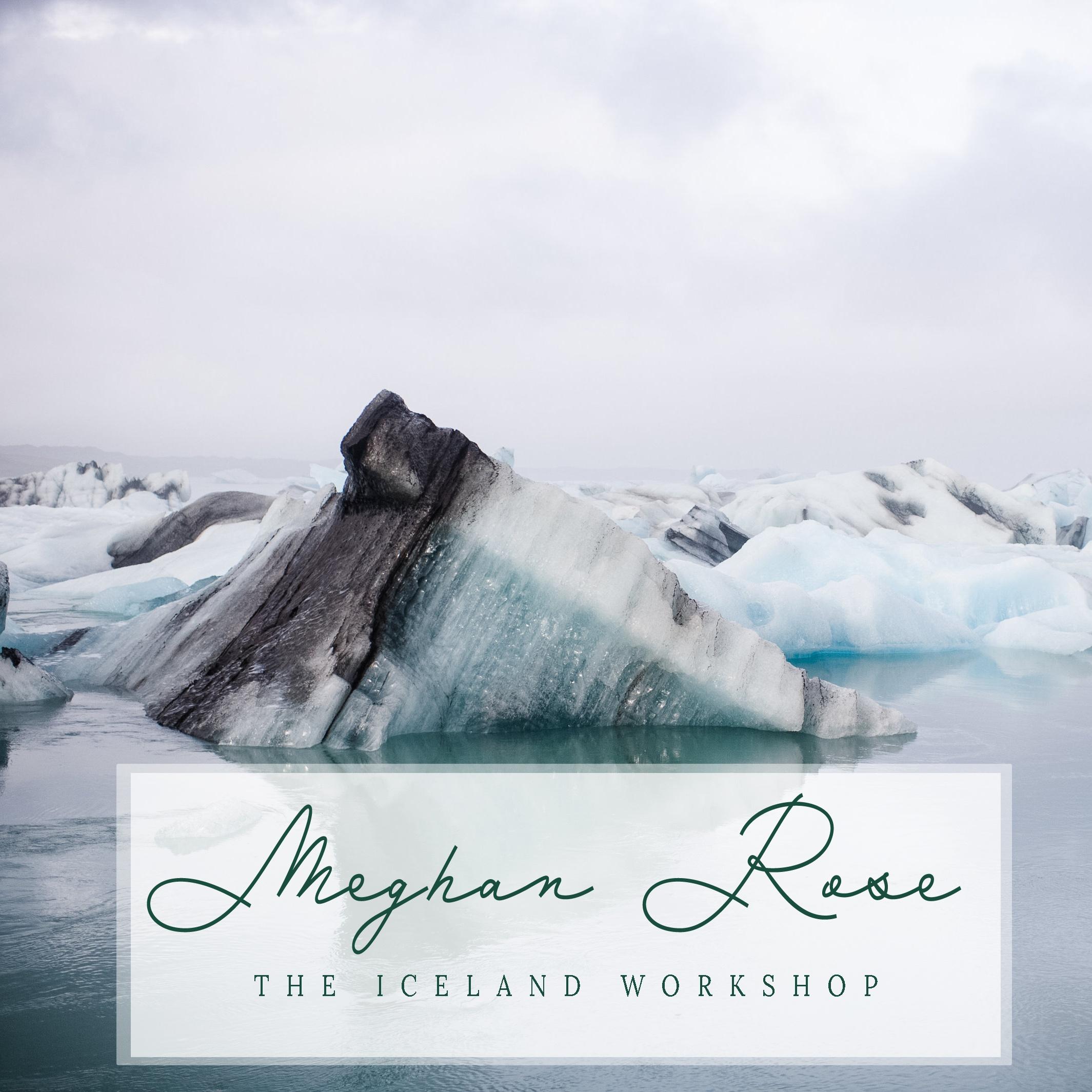 meghan rose iceland workshop